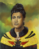 Queen Liliuokalani Palaoa