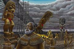 Abolition of the Kapu System Hewahewa
