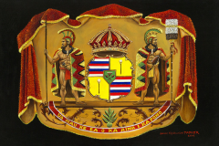 Second Hawaiian Coat of Arms