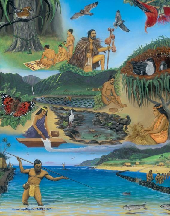Hawaiian Ahupua'a