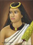 Queen Kalani Kauleleiaiwi