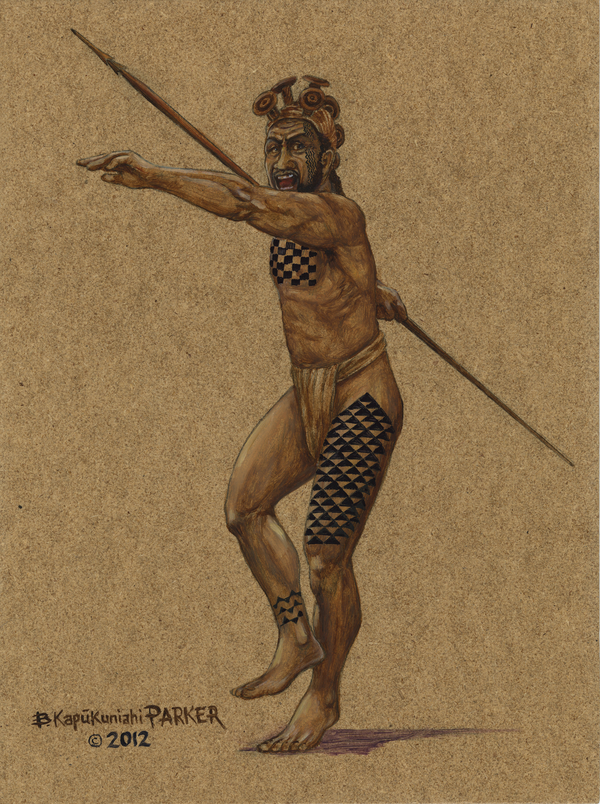 Hawaiian Spear