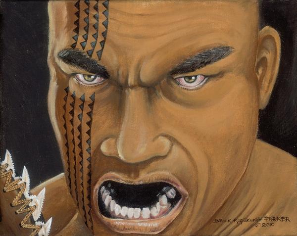 Hawaiian Warrior