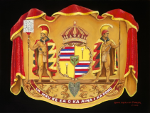 First Hawaiian Coat of Arms
