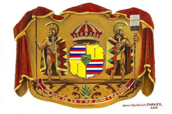 Hawaiian Coat of Arms